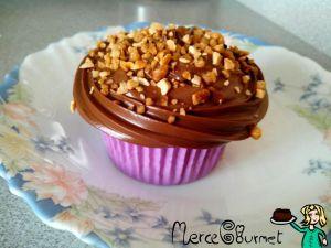 Mercegourmet cupcake casero