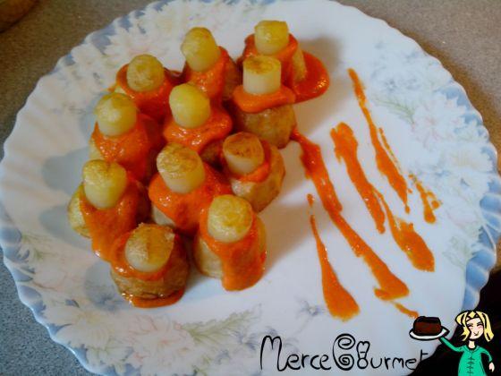 Mercegourmet patatas bravas presentacion2